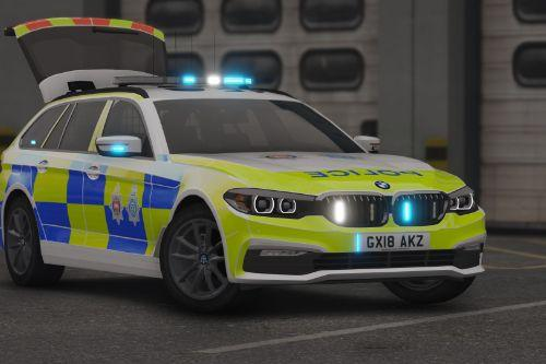 2018 Surrey/Sussex Police BMW 5 Series Touring [ELS]