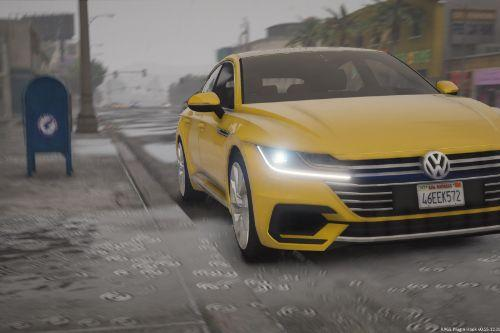 2018 Volkswagen Arteon Sedan [Replace]