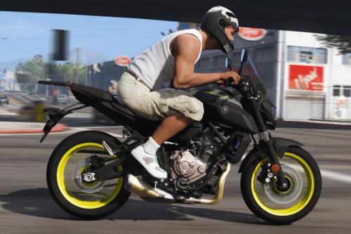 2018 Yamaha MT-07 [Add-On | Tuning]