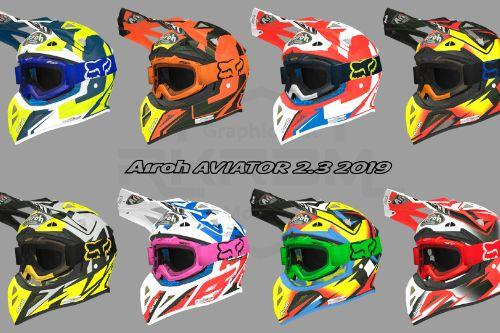 2019 Airoh Aviator 2.3 for MP Male