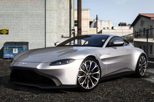 2019 Aston Martin Vantage [Add-On / Replace]
