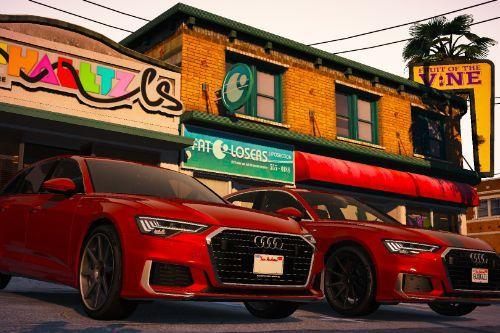 2019 Audi A6 55 TFSI Quattro S-Line