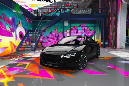 2019 Audi TT RS [Add-On / Replace]