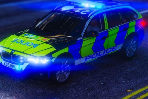 2019 BMW 330D Touring - Staffordshire Police (Response Vehicle)