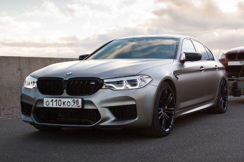 2019 BMW M5 F90 Competition Realistic Handling and Sound