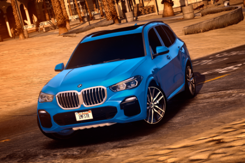 2019 BMW X5 G05 [Add-On]