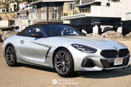 2019 BMW Z4 M40i [Add-On]