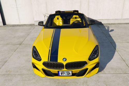 [2019 BMW Z4 M40i] livery