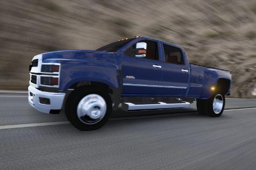 2019 Chevy 4500 (REPLACE)(BETA)