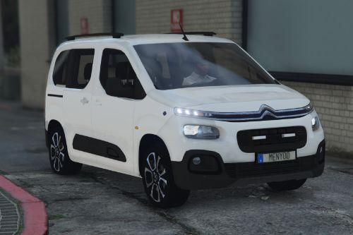 2019 Citoren Berlingo [Add-On /Replace /Fivem]