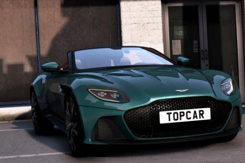 2019 Aston Martin DBS Superleggera Volante [Add-On]