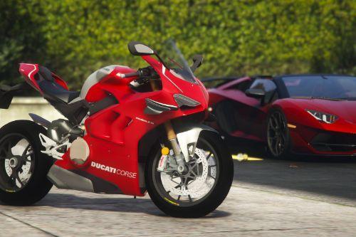 2019 Ducati Panigale V4R [Add-On | Tuning]