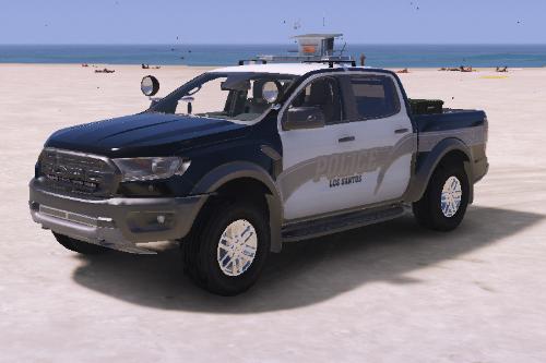 2019 Ford Ranger Raptor ELS