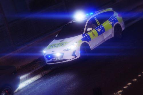 2019 Ford Focus - Royal Air Force Police