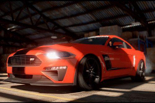 2019 Ford Mustang GT [Bullitt | RTR | Deberti | ROUSH | 9 Rims]
