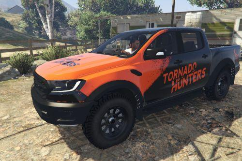 2019 Ford Ranger Raptor - Tornado Hunters [Paintjob]