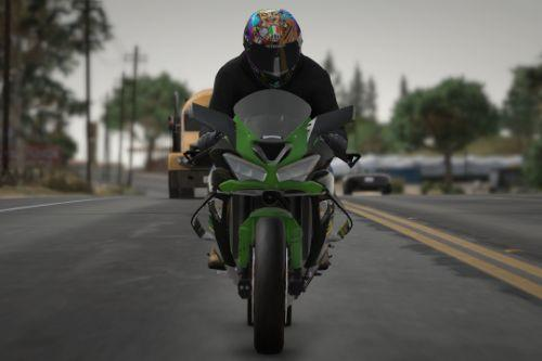 2019 KAWASAKI ZX6R [Add-On | Livery | Tunable]
