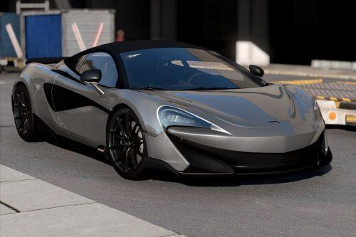 2019 McLaren 600LT [Add-On | Template]
