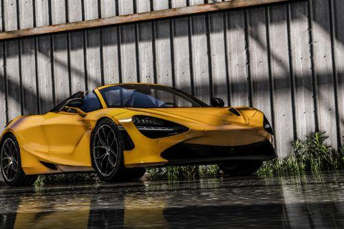 2019 McLaren 720S Spider  [Add-On / FiveM | Tuning]
