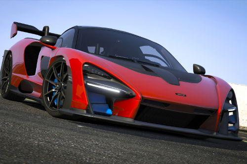 2019 McLaren Senna [Add-On]