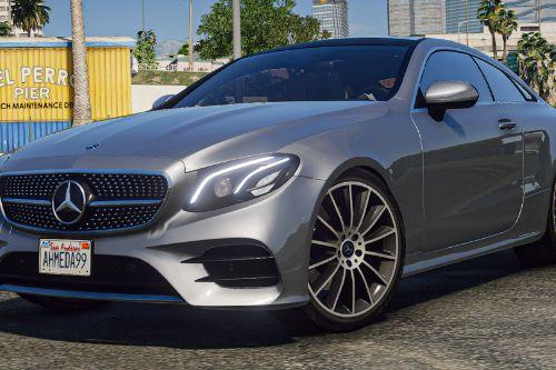 2019 Mercedes-Benz E400 Coupe 4matic (C238) [Add-On / Replace | Extras]