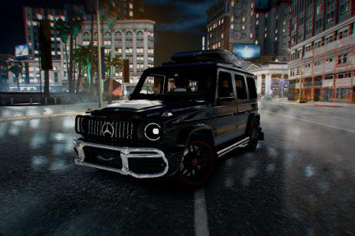 2019 Mercedes-Benz G63 [Add-On / Replace]