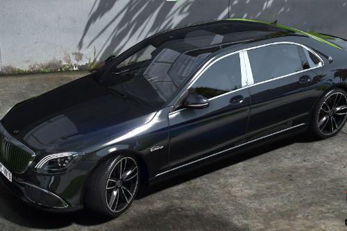 2019 Mercedes-Benz Maybach Rolf Hart MR500