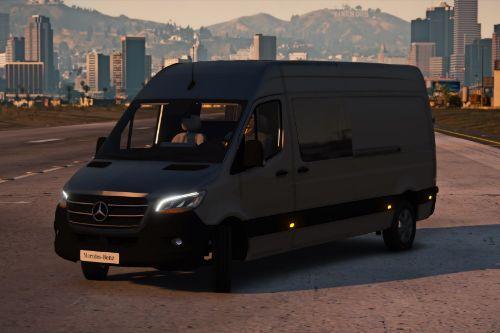 2019 Mercedes Sprinter (CIV) (REPLACE)