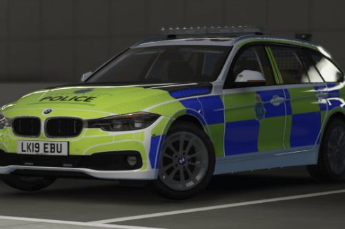 2019 Merseyside Police BMW 330d F31 [ELS]