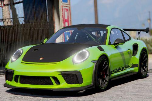 2019 Porsche 911 GT3 RS [Add-On]