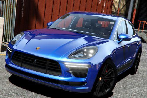 2019 Porsche Macan Turbo [Add-On | Extras]