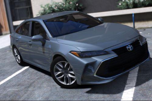 2019 Toyota Avalon XLE  V1.1