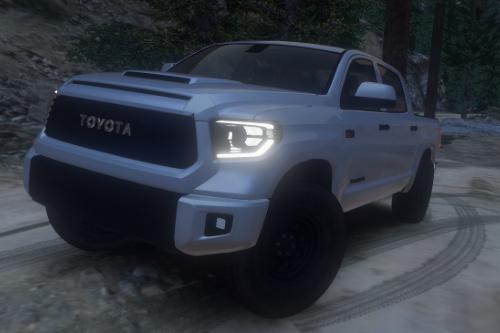 2019 Toyota Tundra TRD Pro [Add-On / FiveM]