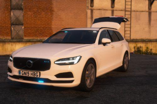 2019 Unmarked Police Volvo V90 [ELS]