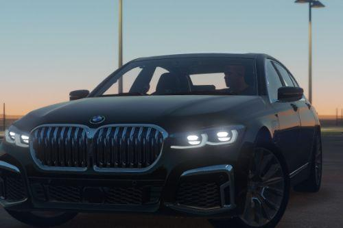 2020 BMW 745Le xDrive (7 Series) [Add-On]