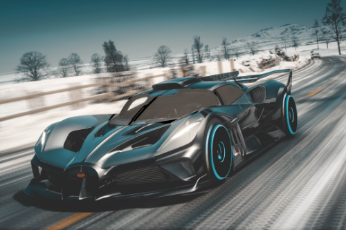 2020 Bugatti Bolide [Add-On / FiveM]