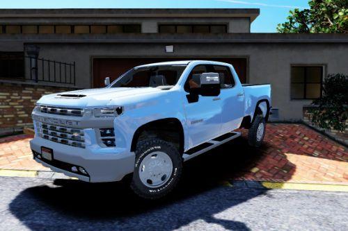 2020 Chevrolet Silverado 2500HD [Add-On]