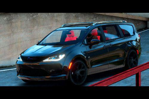2020 Chrysler Pacifica Limited Red S Edition [Add-On]