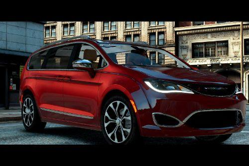 2020 Chrysler Pacifica Limited [Add-On]
