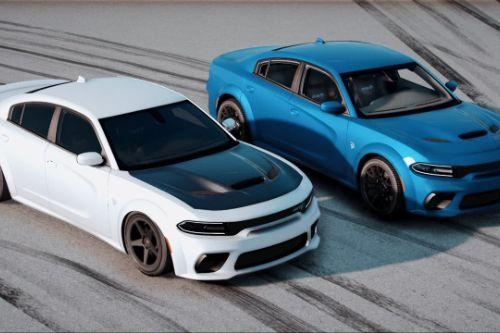 2020 Dodge Charger SRT Hellcat [Add-On | Tuning | Extras]