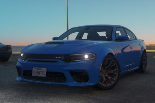2020 Dodge Charger SRT Hellcat Daytona 50th Anniversary Edition [Add-On]