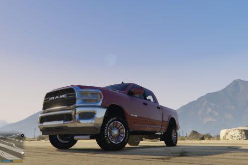 2020 Dodge RAM [Add-On / FiveM]