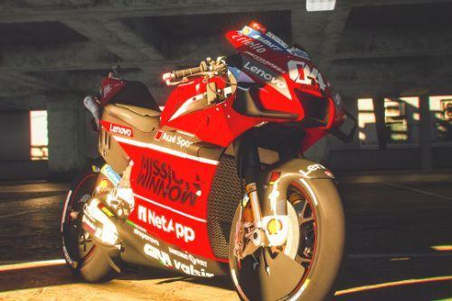 2020 Ducati desmosedici GP20 [ Add-On | Template ]