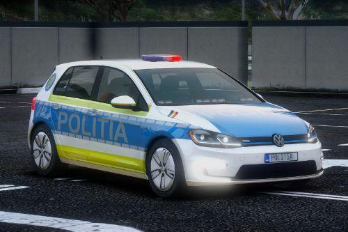 2020 E-Golf - Politia Romana (Noul Design )