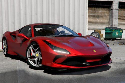 2020 Ferrari F8 Tributo [Add-On | Extras]