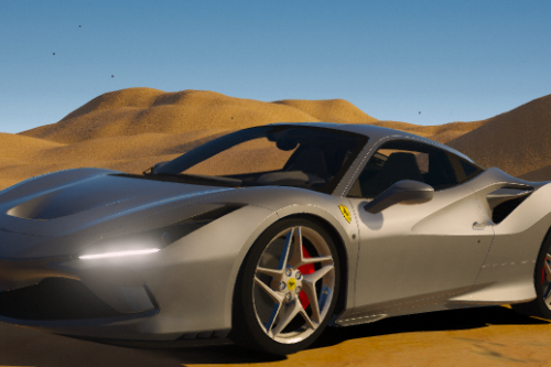 2020 Ferrari F8 Tributo - Handling Top speed 390kmh