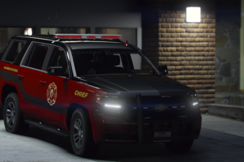 2020 Fire Command Tahoe