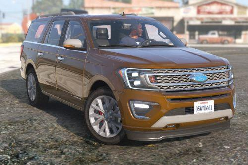 2020 Ford Expedition MAX [Add-On]