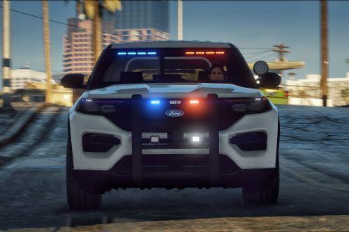 2020 Ford Explorer FPIU (ELS)