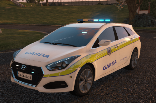2020 Garda Hyundai i40 estate